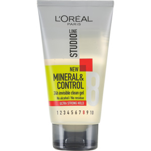 Studio Line Mineral FX Invisi Gel Ultra Strong 150ml