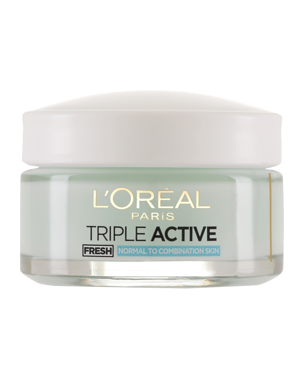 Triple Active Fresh Gel-Cream (Norm/Comb) 50ml