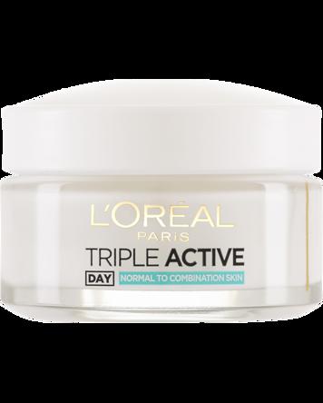 L'Oréal Triple Active Moisturising Cream (Norm) 50ml