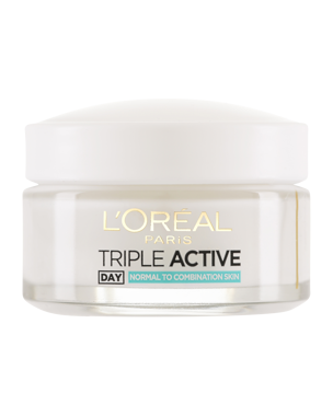L'Oréal Triple Active Moisturising Cream (Norm) 50ml