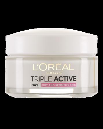 Triple Active Moisturising Cream (Dry/Sens) 50ml