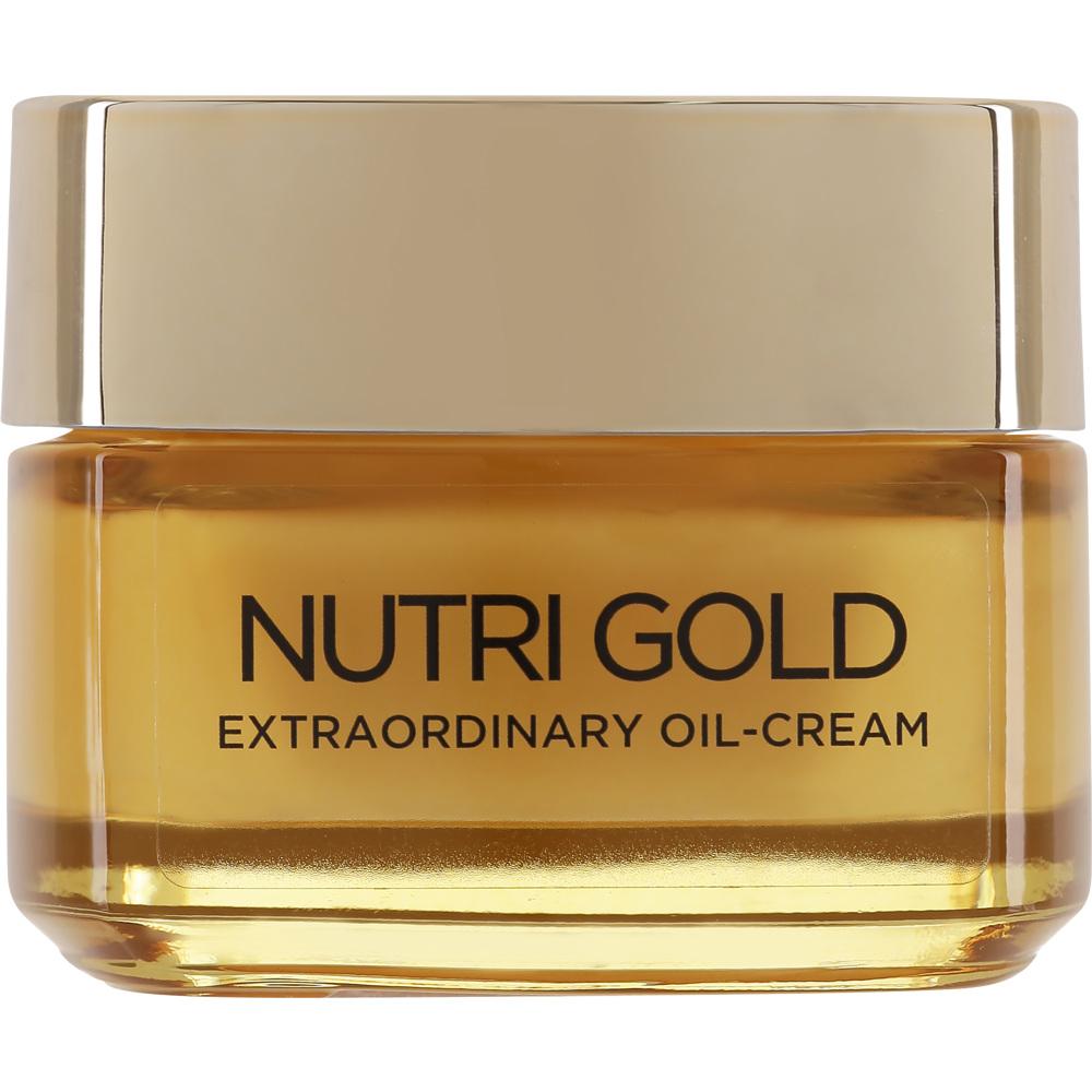 L'Oréal Nutri Gold Extraordinary Oil Day Cream 50ml