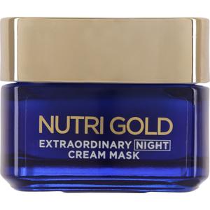 Nutri Gold Extraordinary Night Cream Mask 50ml