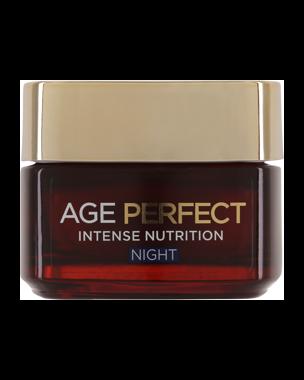 L'Oréal Age Perfect Intense Nutrition Night Cream 50ml
