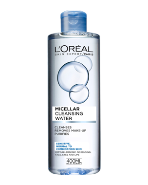 L'Oréal Micellar Cleansing Water (Normal Skin) 400ml