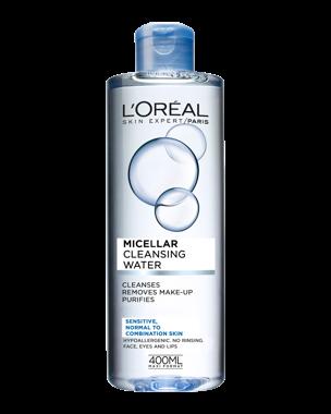 L'Oréal Micellar Cleansing Water (Normal Skin) 400ml