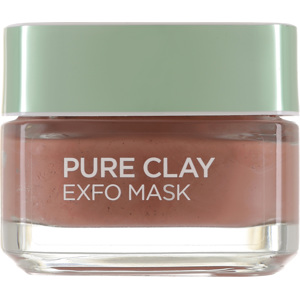 Pure Clay Exfo Mask (Red) 50ml