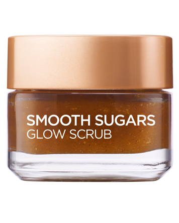 L'Oréal Smooth Sugars Glow Scrub 50ml