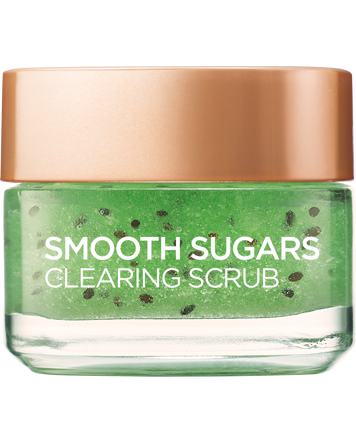 L'Oréal Smooth Sugars Clearing Scrub 50ml