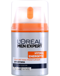 Men Expert Hydra Energetic Moisturizing Lotion 50ml 24h