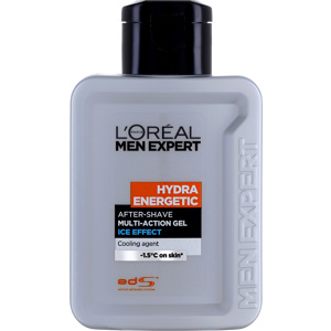 Men Expert Hydra Energetic After Shave Gel Ice Effect 100ml