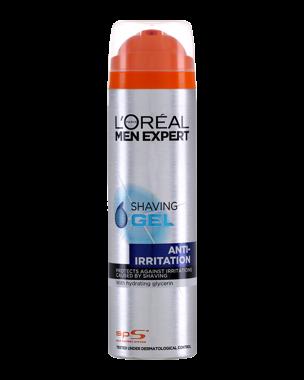 L'Oréal Men Expert Hydra Energetic Shaving Gel 200ml