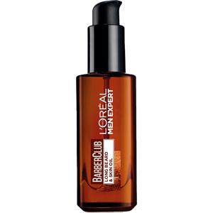 Men Expert Barber Club Long Beard & Skin Oil 30ml