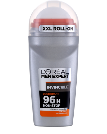 L'Oréal Men Expert Deo 96H Invincible Roll-On 50ml