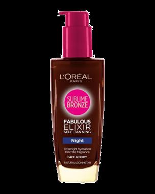 L'Oréal Sublime Bronze Overnight Elixir 100ml
