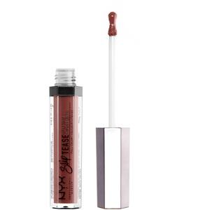 Slip Tease Full Color Lip Lacquer, Decadent