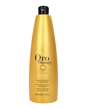 Fanola Illuminating Shampoo with Argan Oil, 1000ml