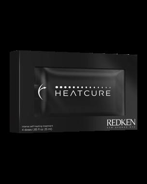 Redken Heat Cure Self-Heat Treatment, 4x25 ml