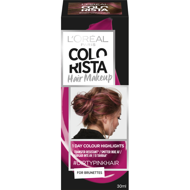 L'Oréal Colorista Hair Makeup