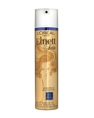 L'Oréal Elnett Satin Extra Strong Hold Hair Spray
