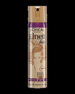 L'Oréal Elnett Satin Precious Oil Hairspray