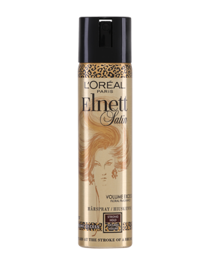 L'Oréal Elnett Satin Volume Excess Hairspray