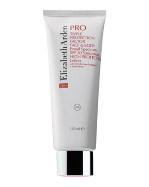 Elizabeth Arden PRO Triple Action Protector Face & Body SPF30 120ml