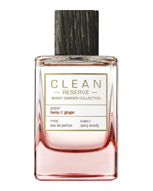 Clean Reserv Hemp & Ginger, EdP 100ml