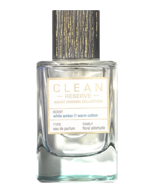 Clean Reserve White Amber & Warm Cotton, EdP 100ml