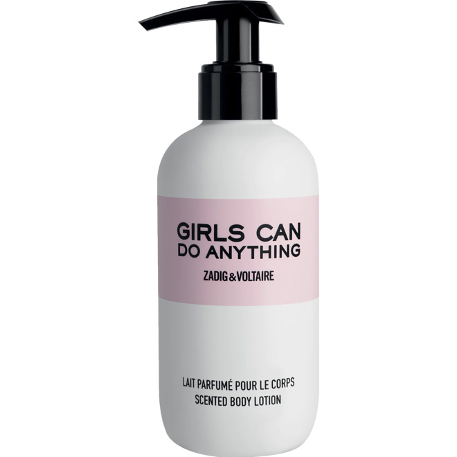 Zadig and Voltaire Girls Can Do Anything, Body Lotion 200ml
