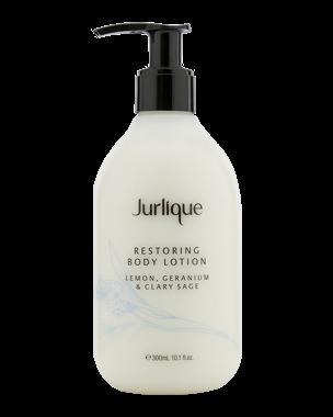 Jurlique Restoring Lemon, Geranium & Clary Sage Body Lotion 300ml