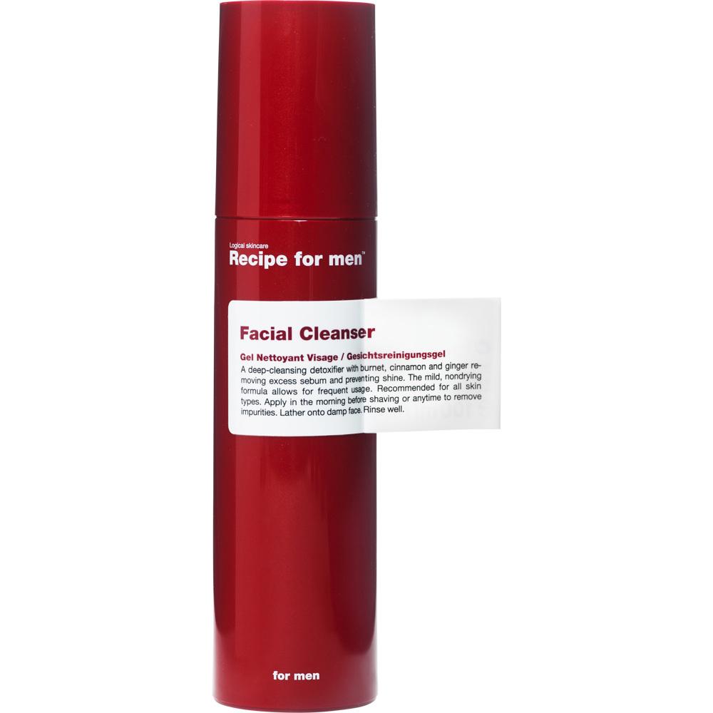 Recipe for Men Recipe for Men Facial Cleanser 100ml