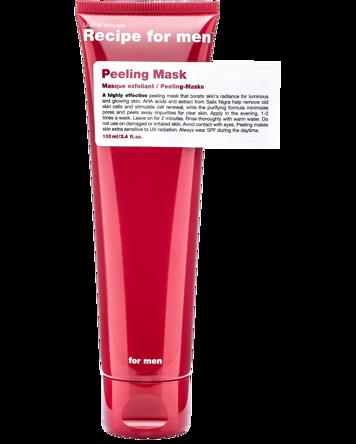 Recipe for Men Recipe for Men Peeling Mask 100 ml