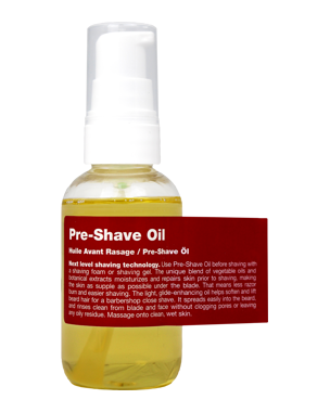 Recipe for Men Recipe for Men Pre-Shave Oil  50 ml