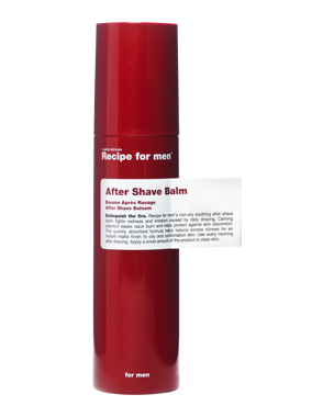 Recipe for Men Recipe for Men After Shave Balm 100 ml