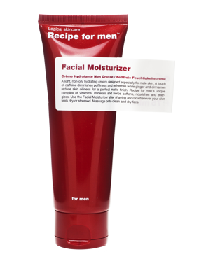 Recipe for Men Recipe for Men Facial Moisturizer 75 ml