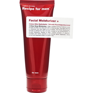 Recipe for Men Facial Moisturizer+ 75 ml
