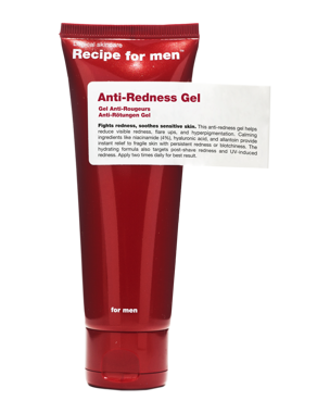 Recipe for Men Recipe for Men Anti-redness Gel 75 ml