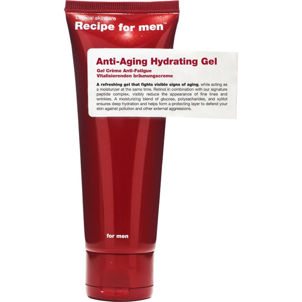 Recipe for Men Recipe for Men Anti Aging Gel 75 ml