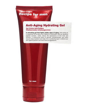 Recipe for Men Recipe for Men Anti Aging Gel 75 ml