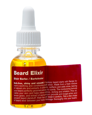 Recipe for Men Recipe for Men Beard Elixir 25 ml