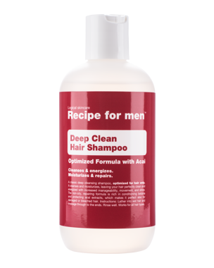 Recipe for Men Recipe for Men Deep Cleansing Shampoo 250 ml