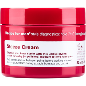 Recipe for Men Steeze Cream 80 ml