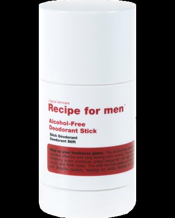 Recipe for Men Recipe for Men Deodorant Stick 75ml