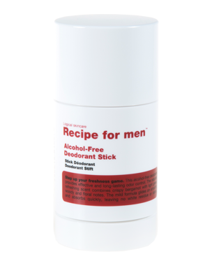 Recipe for Men Recipe for Men Deodorant Stick 75ml
