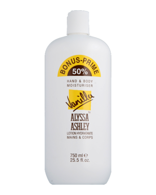 Alyssa Ashley Vanilla, Body Lotion