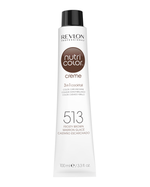 Revlon Nutri Color Creme 513 Frosty Brown