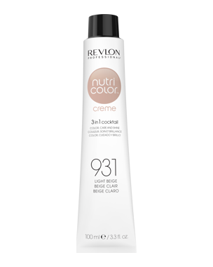 Revlon Nutri Color Creme 931 Light Beige