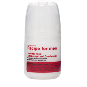 Recipe for Men Antiperspirant Deodorant 60ml