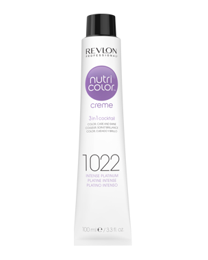 Revlon Nutri Color Creme 1022 Intense Platinum